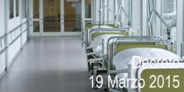 Decreto 19 marzo 2015: regola tecnica prevenzione incendi strutture sanitarie