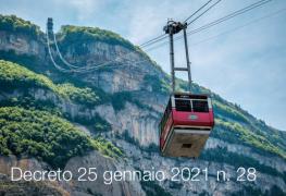 Decreto 25 gennaio 2021 n. 28