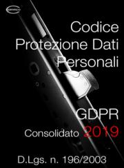 D.Lgs. 196/2003 Codice protezione dati personali | GDPR