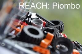 REACH: le nuove disposizioni sugli articoli per bambini contenenti piombo