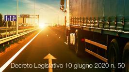 Decreto Legislativo 10 giugno 2020 n. 50