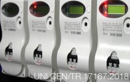 UNI CEN/TR 17167:2018 Sistemi di comunicazione per contatori