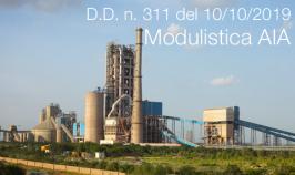 D.D. n. 311 del 10/10/2019 | Modulistica AIA