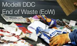 Modelli di Dichiarazioni di conformità End of Waste (EoW)
