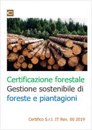 Certificazione forestale: Sistemi esistenti ed esempi