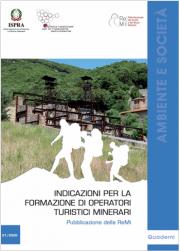 Indicazioni per la formazione di operatori turistici minerari
