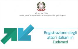Guida registrazione degli attori italiani in Eudamed