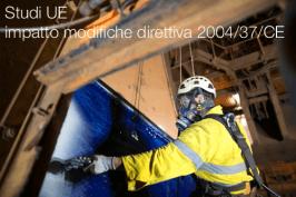 Studi UE impatto modifiche direttiva 2004/37/CE