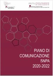 Piano di comunicazione SNPA 2020-2022