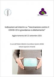 Indicazioni ad interim su Vaccinazione contro il COVID-19 in gravidanza e allattamento