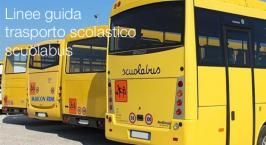 """Linee guida per il trasporto scolastico dedicato """"scuolabus"""""""