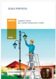 Scale portatili - Quaderno tecnico INAIL 2018