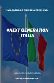 #Next Generation Italia: Piano Nazionale di Ripresa e Resilienza (PNRR)
