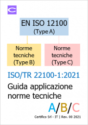ISO/TR 22100-1:2021 | Guida applicazione norme tecniche
