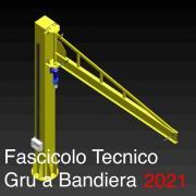 Fascicolo Tecnico Gru bandiera Ed. 6.0 2021