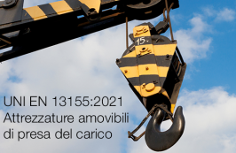 UNI EN 13155:2021   Attrezzature amovibili di presa del carico