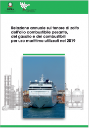Relazione annuale sul tenore di zolfo gasolio e dei combustibili 2019