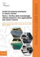 Linee Guida analisi sostanze prioritarie in matrici marine | Parte I