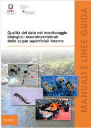 Qualità monitoraggio biologico: macroinvertebrati acque interne