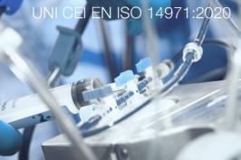UNI CEI EN ISO 14971:2020   Dispositivi medici Gestione dei rischi
