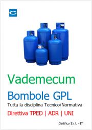 Vademecum bombole GPL