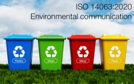 ISO 14063:2020   Environmental communication