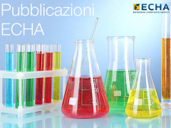 Pubblicazioni ECHA