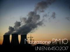 EN 16450:2017: Sistemi di misura automatici misurazione PM10 e PM2,5