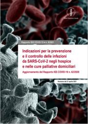 Rapporto ISS COVID-19 n. 9/2021 - Indicazioni negli hospice