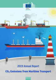 CO2 Emissions from Maritime Trasport | Annual report 2019