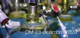 Decreto Ministero della Salute 23 dicembre 2020
