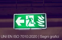 UNI EN ISO 7010:2020 | Segni grafici