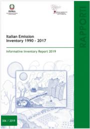 Inventario nazionale delle emissioni in atmosfera 1990-2017