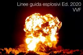 Circ. DCPREV 9910 del 23-07-2020 | Linee guida esplosivi Ed. 2020