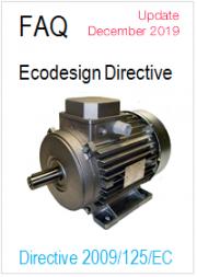 FAQ on the Ecodesign Directive update December 2019