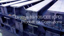 Direttiva Prodotti da costruzione 89/106/CEE