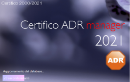 Certifico ADR Manager 2021.0.1 | Update Settembre 2020