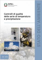 Controlli di qualità delle serie di temperatura e precipitazione
