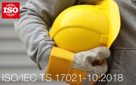 ISO/IEC TS 17021-10:2018
