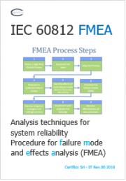 IEC 60812: la tecnica FMEA