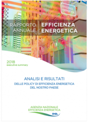 7° Rapporto Annuale sull'Efficienza Energetica dell'ENEA (RAEE)