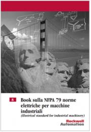 Book sulla NFPA 79 norme elettriche nordamericane per macchine industriali