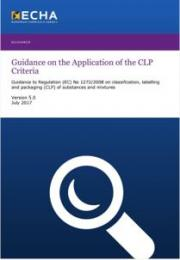 Guidance on the Application of the CLP Criteria 07.2017 - EN