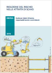Riduzione del rischio nelle attività di scavo 2016