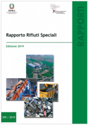 Rapporto Rifiuti Speciali - Edizione 2019