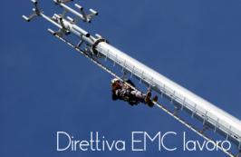 Direttiva 2013/35/UE: EMC lavoro