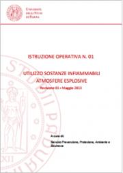 Rischi specifici: Istruzioni operative D.Lgs. 81/08 - UNIPD