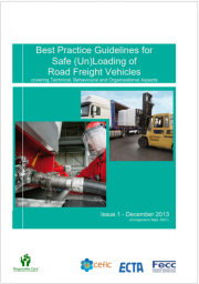 Best Practice Guidelines for Safe (Un) Loading of Road Freight Vehicles
