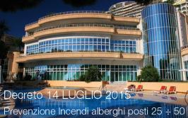 Decreto 14 luglio 2015 sulle strutture turistico alberghiere: entra in vigore il 23 Agosto