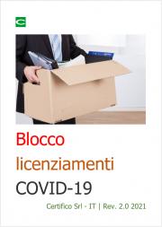 Blocco Licenziamenti Covid-19